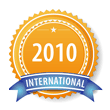 Milan 2010 IVEC ISVS - 3rd Place International Rosette