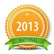Venous Forum of The Royal Society of Medicine London 2013 - Best Poster National Rosette
