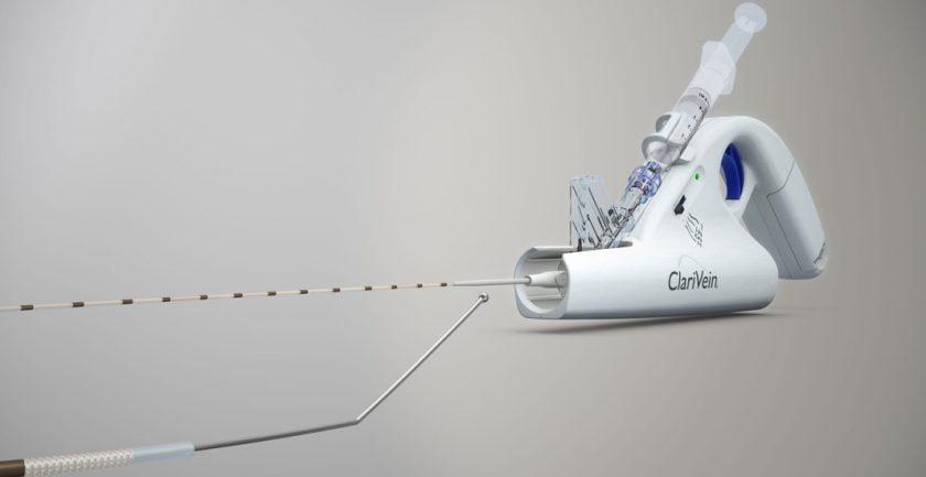 Clarivein – MOCA – The Clarivein Device
