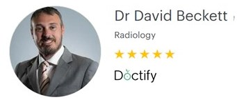 Dr David Beckett – Consultant Interventional Radiologist – 5-star reviews on Doctify