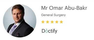 Dr Omar Abu-Bakr – 5 Star reviews on Doctify