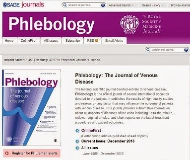 SAGE Journals Phlebology
