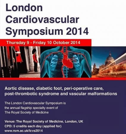 London Cardiovascular Symposium 2014