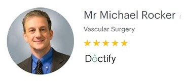 Mr Michael Rocker – Vascular Surgeon – 5-star reviews on Doctify