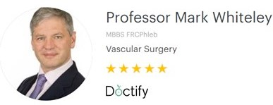 Prof Mark Whiteley – 5 stars on Doctify