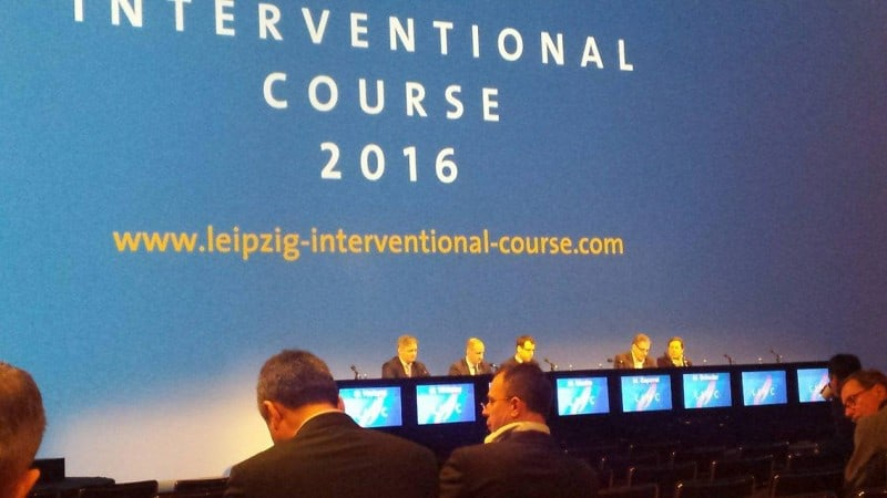 Prof Mark Whiteley on panel for Pelvic Congestion Syndrome at LINC in Leipzig 2016