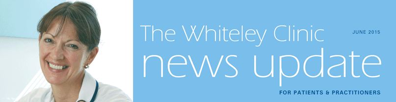 The Whiteley Clinic Newsletter June 2015