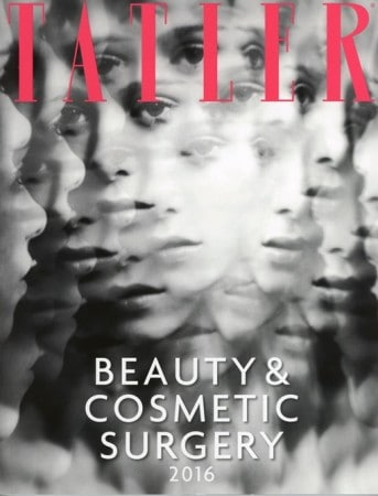 Tatler Beauty and Cosmetic Guide 2016 - Best for Veins Prof Mark Whiteley
