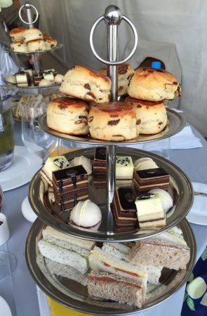 Tea at The Whiteley Clinic Stakes at Goodwood August 2016