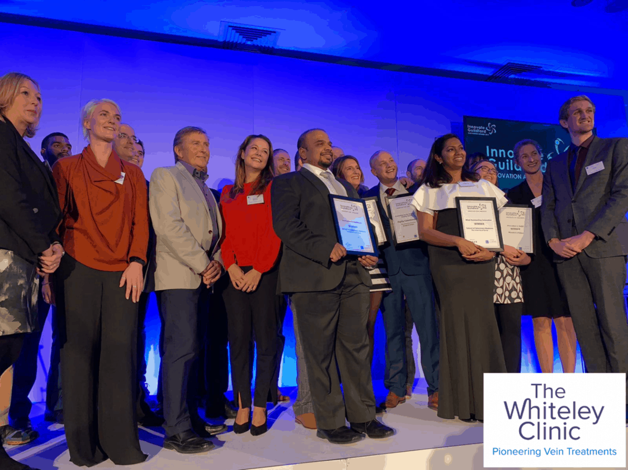 The 2019 Guildford Innovation Award Winners