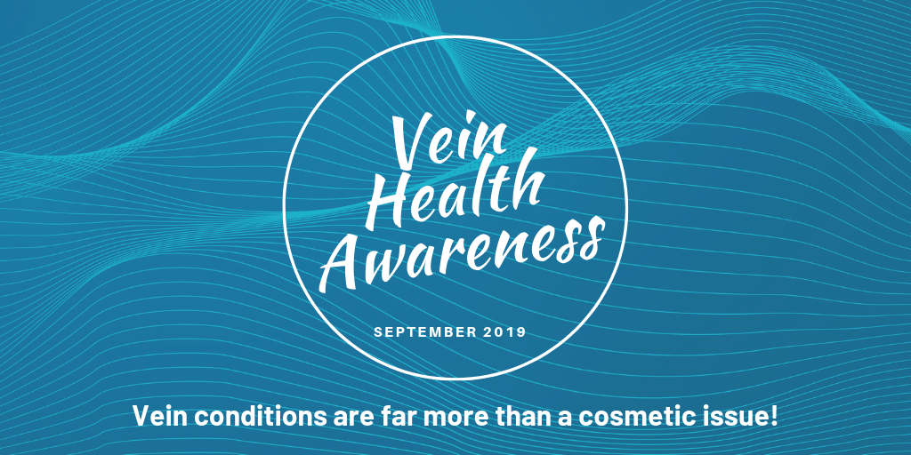 Vein conditions are more than a cosmetic issue!