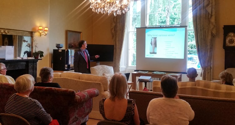 Bristol Open Event - Mike Rocker Presenting
