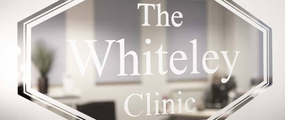 Entrance to The Whiteley Clinic in Guildford