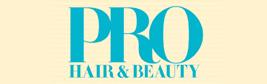Pro Hair & Beauty logo