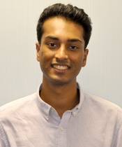 Salil Patel The Whiteley Clinic Research Fellow