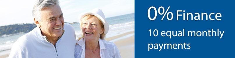 Interest free varicose vein treatment